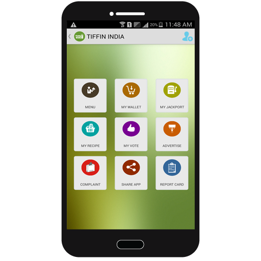 tiffinindia android apps